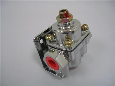 Billet Electric Adjustable Fuel Pump Regulator 4-9 PSI