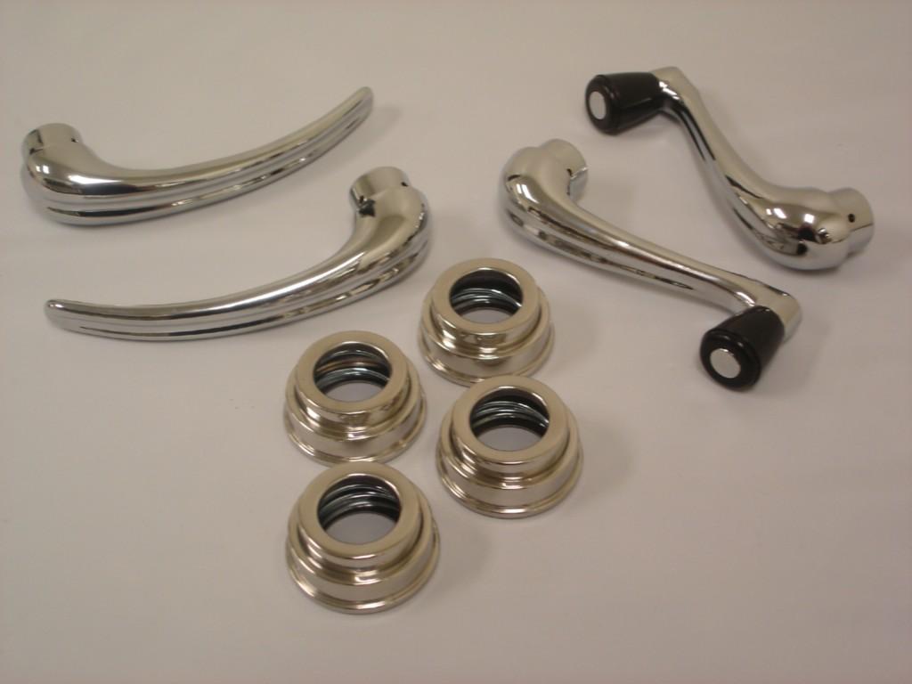 Front Upper Tubular ADJ Camber Kit BLUE1996 1997 1998 1999 2000 Honda Civic EK
