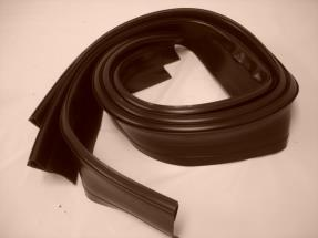 1940 Ford Coupe Tudor Fordor Lower Door Seal Kit 40