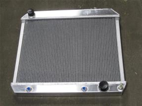 1963 1966 Chevy Pickup Truck Aluminum Radiator 3 Row Core Chevrolet