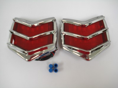 1940 40 Ford LED Tail Lights