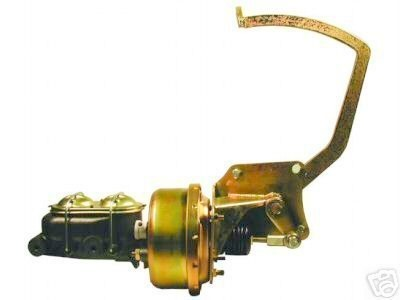 1935-1941 Ford Truck 7 inch Power Brake Booster Assembly ...
